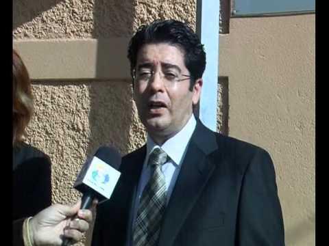 Pedro Martín - Entrega firmas en Sanidad por la ap...