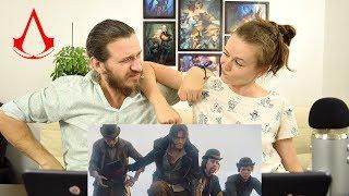 Assassin's Creed Синдикат - Кинематографический трейлер | Реакция