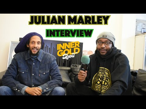 Julian Marley Interview In London 2019 #InnerGoldShow mp3
