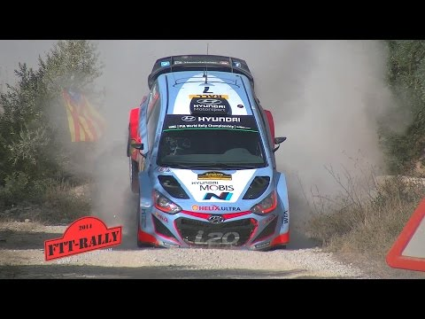 Rally RACC Catalunya - WRC Spain 2015 [HD] Jumps | Maximum Attack | Sideways | Flat Out