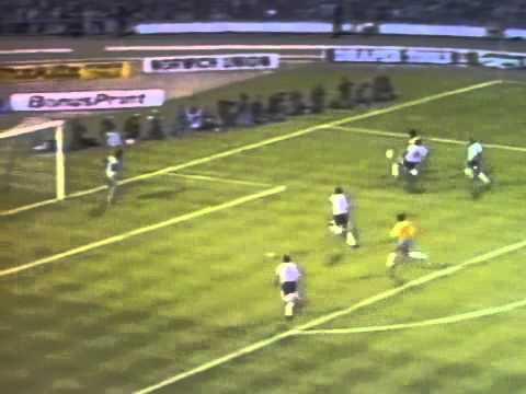 Inglaterra 1 x 1 Brasil - Amistoso 1987