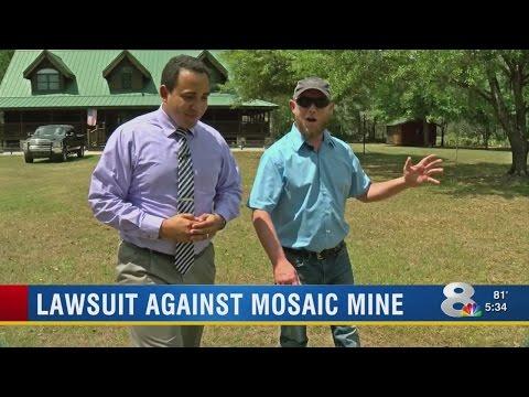 Lawsuit Against Mosaic Mine