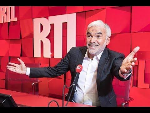 Un adherent UPR interpelle Pascal Praud sur RTL (9 octobre 2018)