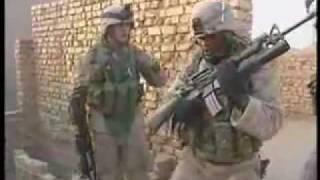 رعب الجنود الامريكيون من كلمة  الله اكبر