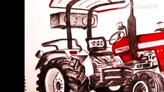 Deck Swaraj Te 855 tractor........ New art by me.....😍pls share nd support my channel