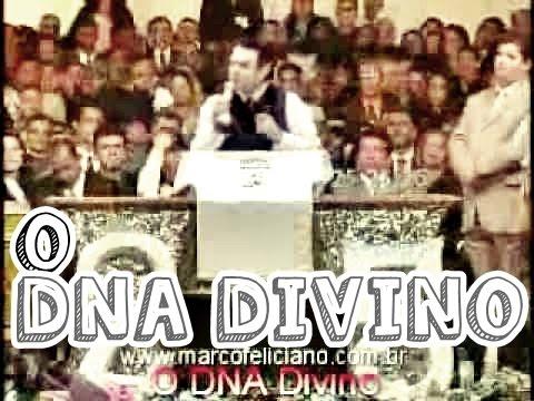 Pr. Marco Feliciano- O DNA Divino (Gideões 2007 25º anos)