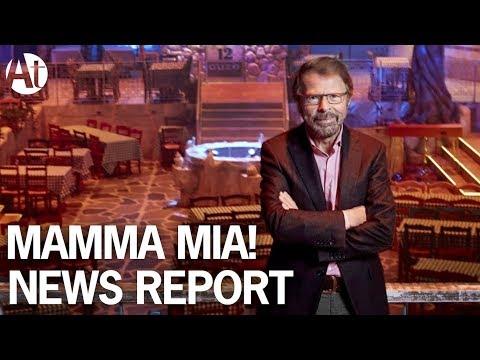 ABBA Mamma Mia! The Party on BBC London...