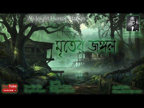 Mriter Jongol  - Midnight Horror Station | Bengali Onubad Golpo | Algernon Blackwood | Mystery