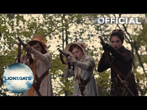 """Pride and Prejudice and Zombies - Clip """"Stagecoach"""""""