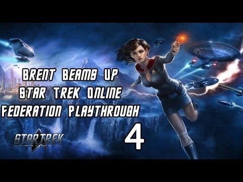 Let's Play Star Trek Online - [Part 4] [Stranded In Space]