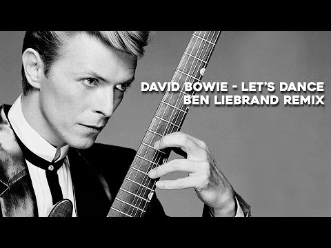 David Bowie Let's Dance - Ben Liebrand Remix