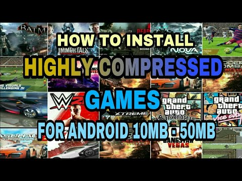 download highly compressed ppsspp games for android