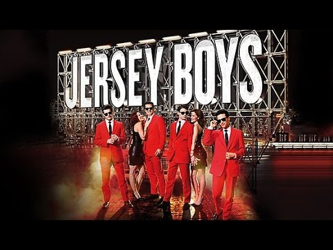 Jersey Boys Review West End / Broaday / Tour - Frankie Valli & The Four Seasons Musical