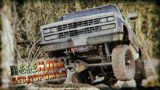 Легенды БЕЗДОРОЖЬЯ Топ 10 - Классические Американские Внедорожники и SUV. Часть #1