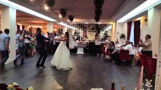 Танец Алины и Александра