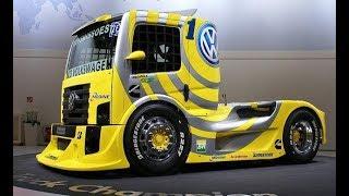 Крутые гоночные грузовики - Truck Racing