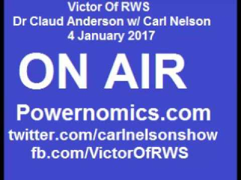 Dr. Claud Anderson- Pooling Money, Gentrification, Immigration & Black officials 4 Jan 2017