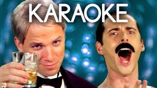 [KARAOKE ♫] Frank Sinatra vs Freddie Mercury. Epic Rap Battles of History. [INSTRUMENTAL]