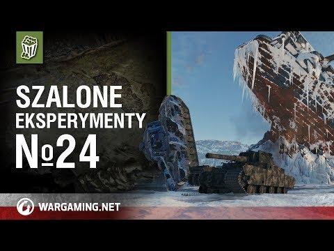Szalone eksperymenty №24 [World of Tanks Polska] thumbnail