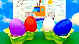 Playmobil प्रारंभिक आश्चर्य अंडे  Surprise eggs, Pj Mask, Peppa Pig