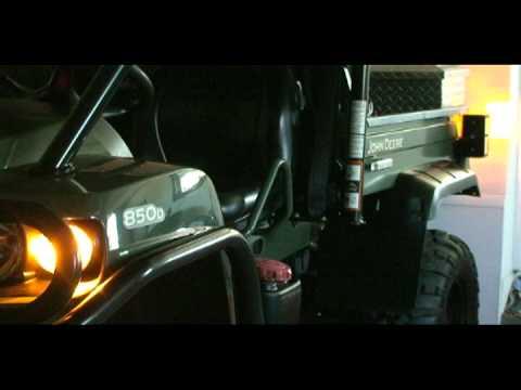 John Deere XUV Gator Deluxe OEM Light Kit