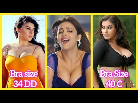 OMG.. Biggest B0 0Bs size of south Indian actresses/Bra Size/ Figure of Tollywood actress thumbnail