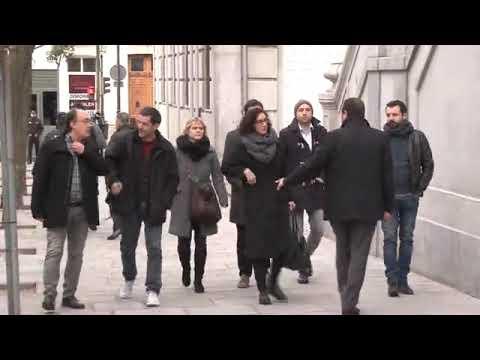 Izquierda catalana reclama a J marta rovira