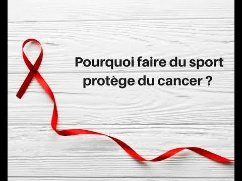 Pourquoi faire du sport protège du cancer ?
