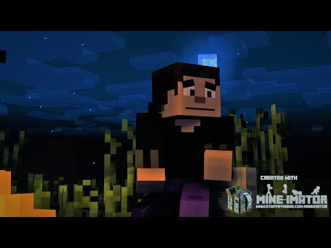 Where are we now (Minecraft animation Short)