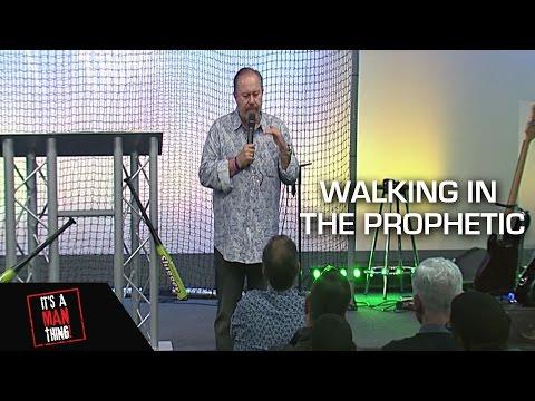 Walking In The Prophetic   David McDonald