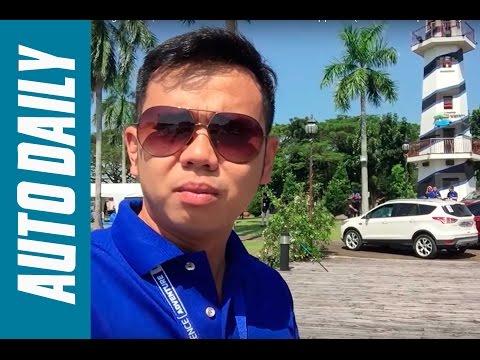 Autodaily.vn | Trải nghiệm bộ ba xe SUV của Ford trên đất Philippines  (Ford SUV Experience)