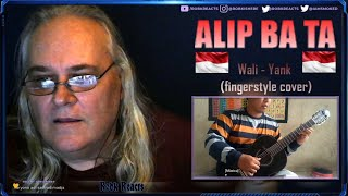 Download lagu Alip Ba Ta - First Time Hearing - wali - yank - Requested Reaction - fingerstyle cover