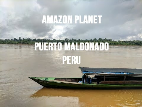 Expedition Peru: Amazon Planet - Madre De Dios , Puerto Maldonado (Part 2) - GoPro - February 2017