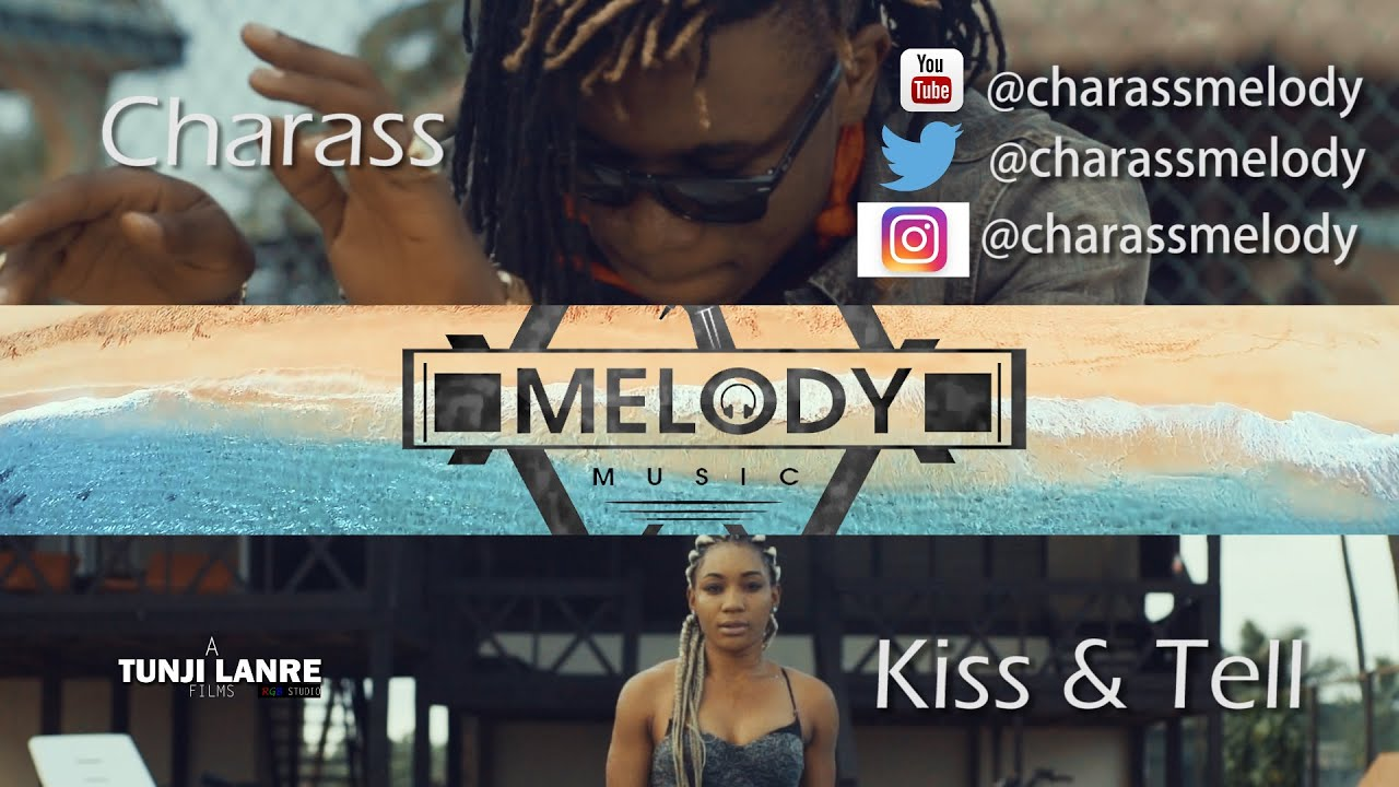 Download Charass - Kiss & Tell (Official Video)