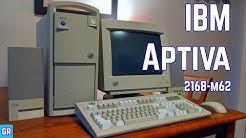 Vintage IBM Aptiva 2168 from 1995