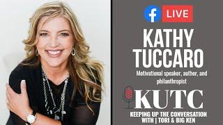 KUTC Live | SEASON 2, EPISODE 4 | Author, Kathy Tuccaro