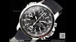 Seiko Solar Chronograph Nylon Strap Military Watch SSC135P1 1c37d9ad80fd