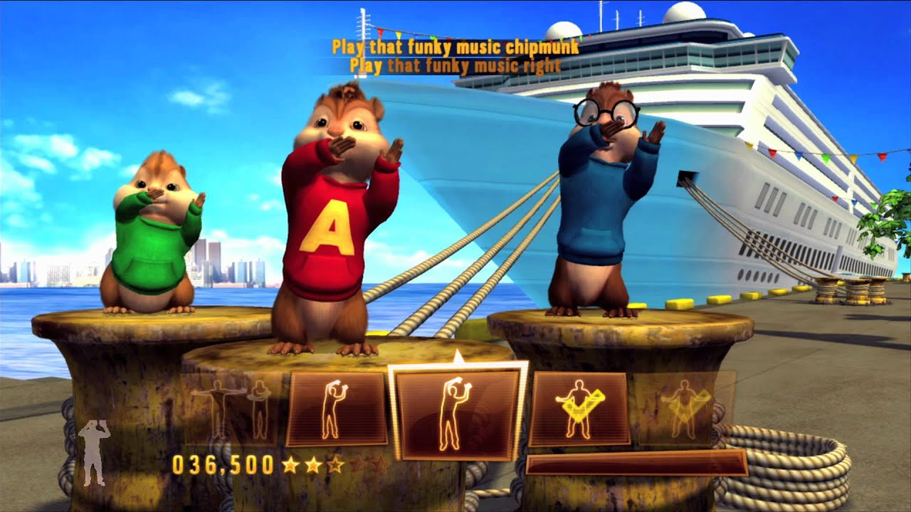 Alvin and the Chipmunks: Chipwrecked Official HD video ...
