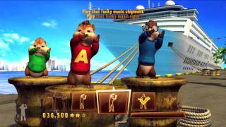Alvin and the Chipmunks(TM): Chipwrecked Video Game Now Available