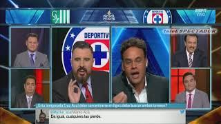 Analisis del ZACATEPEC vs CRUZ AZUL - Copa MX Apertura 2018 - Futbol Picante