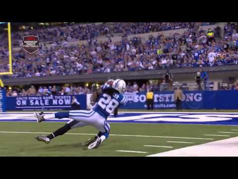 NFL Eagles Vs Colts MNF 9/15/14 Highlights