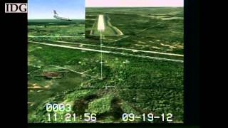 Flying NASA