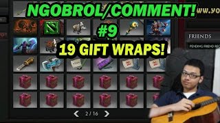 Ngobrol & Comment Bareng Bang Gema Episode 9 (THANKS UTK 19 GIFT WRAPNYA!)