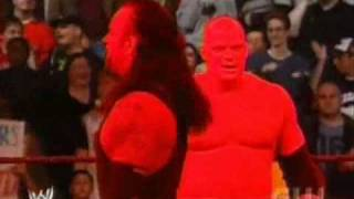 Kane tribute to Rise Up 2006