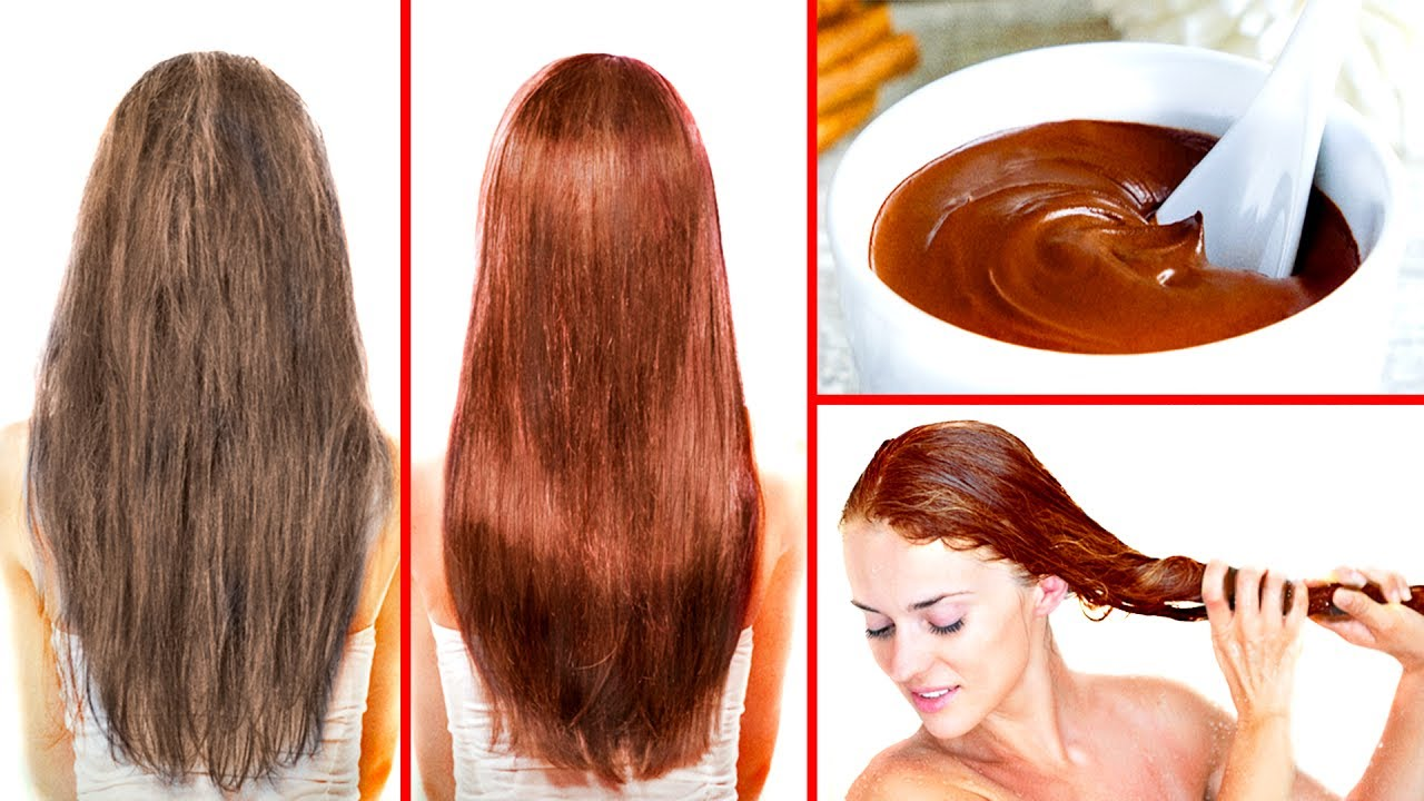 3 Easy Ways To Dye Hair Naturally At Home Youtube