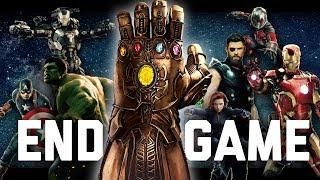 Avengers: Endgame Rap Ft. Thanos (Marvel Studios) Soundtrack - Daddyphatsnaps