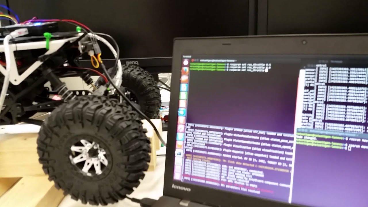 Ground Rover with Mavros - 程序园
