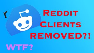 Reddit Clients REMOVED from App Store