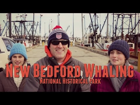 New Bedford Whaling National Historical Park - The Whaling Life (Vlog)