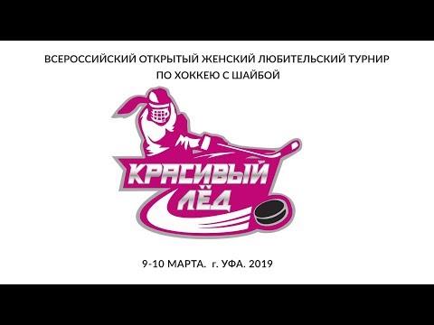 Росомахи (Уфа) - Ночные Ведьмы (Магнитогорск)